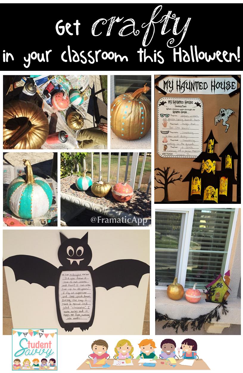Get Crafty this Halloween!