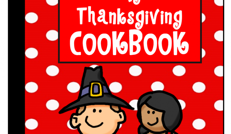 Thanksgiving COOKBOOK Freebie!
