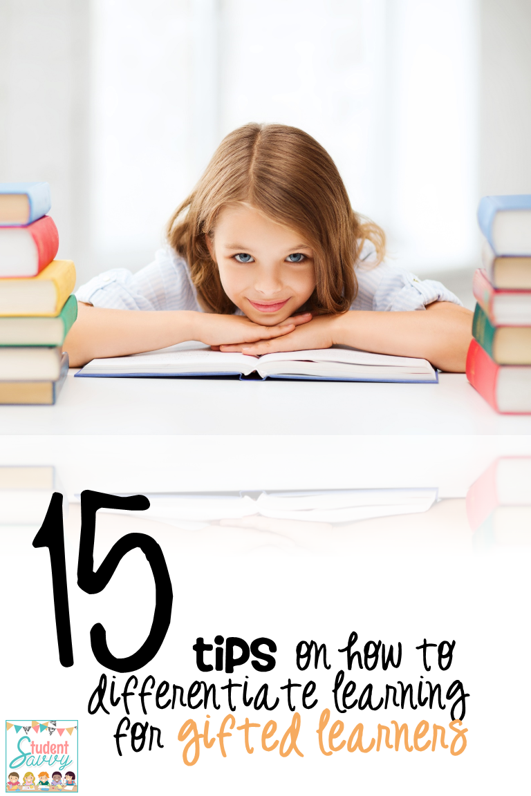 15 Tips for Gifted Learners