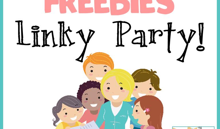 Linky Party – Freebies!