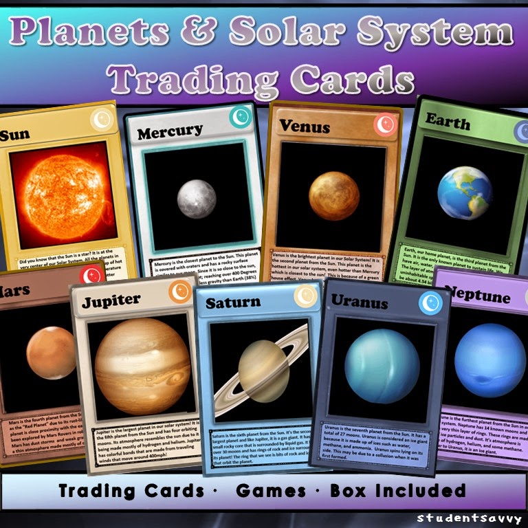 http://www.teacherspayteachers.com/Product/Planets-and-Solar-System-Trading-Cards-1635960