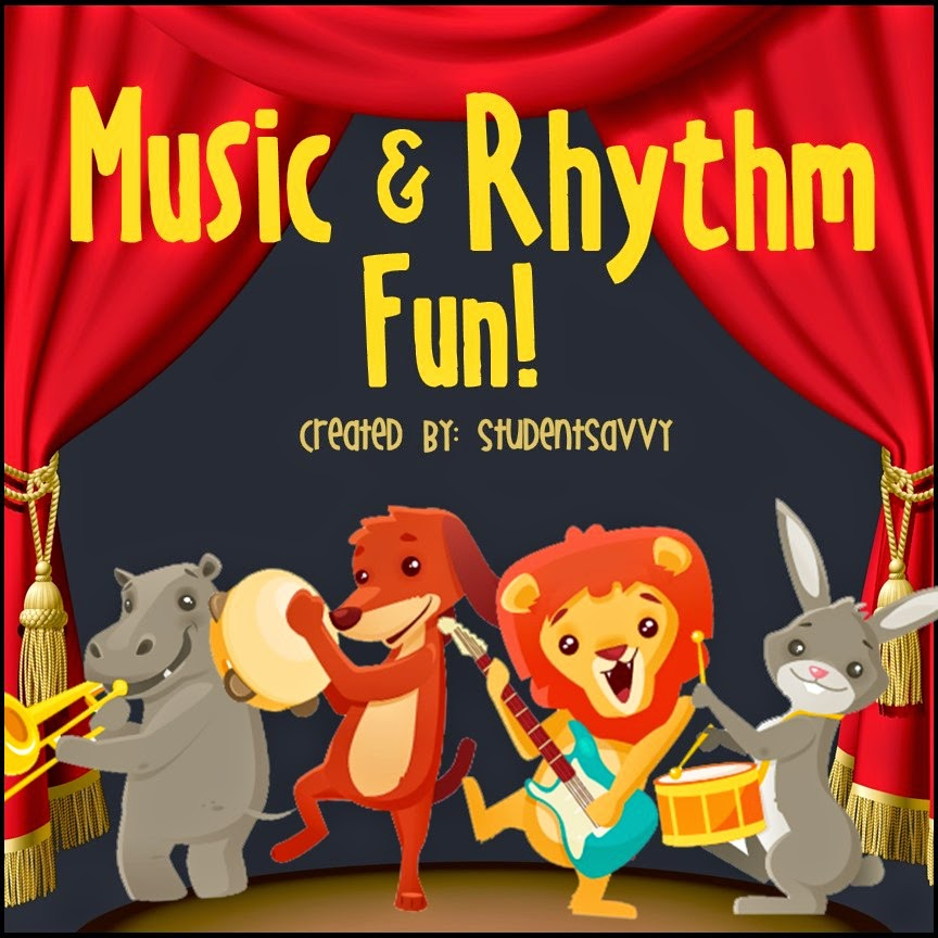 https://www.teacherspayteachers.com/Product/Music-Rhythm-Fun-1706261