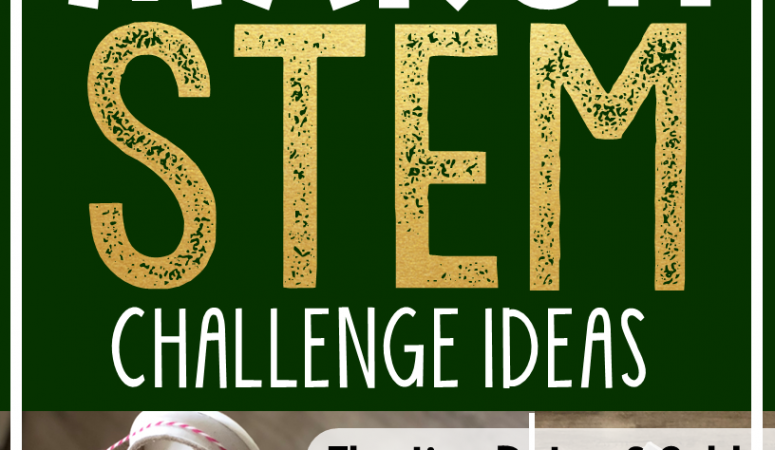 Saint Patrick's Day STEM Challenges (March STEM)