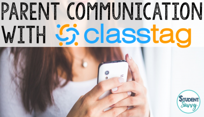 Parent Communication with Classtag!