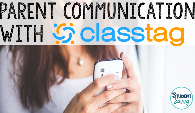 Parent Communication with Classtag!