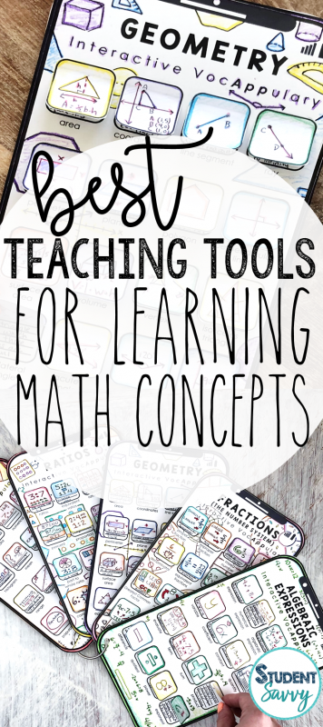 The Best Teaching Tool for Learning Math Concepts!