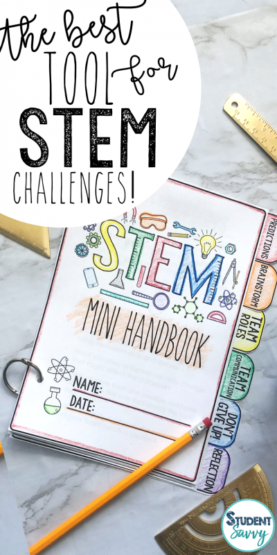 The Best Resource for STEM Challenges and PBL Activities!