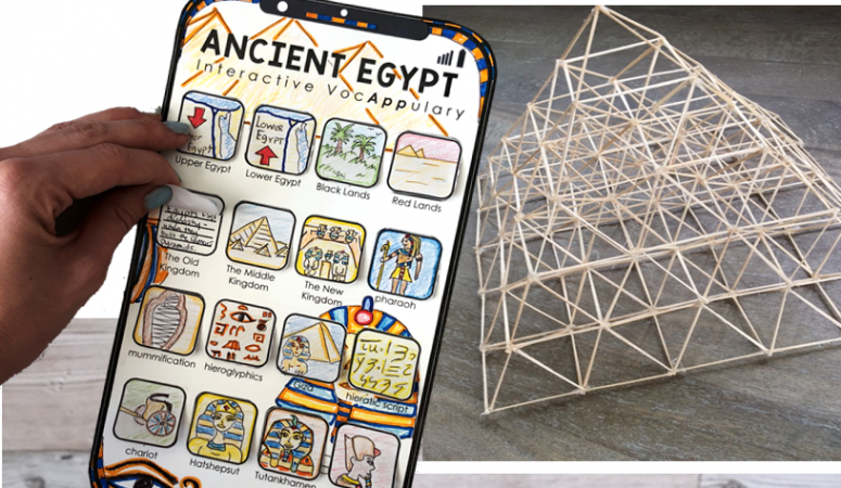 5 Awesome Ancient Egypt Activities!