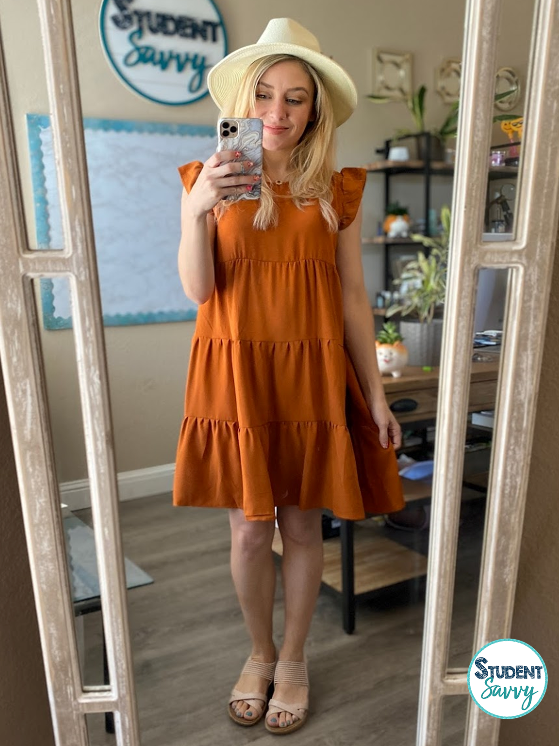 Amazon Dress for Teachers Outfit