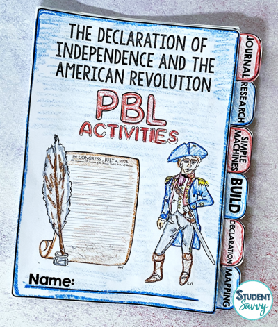 Creative United States History Activities for the Classroom!