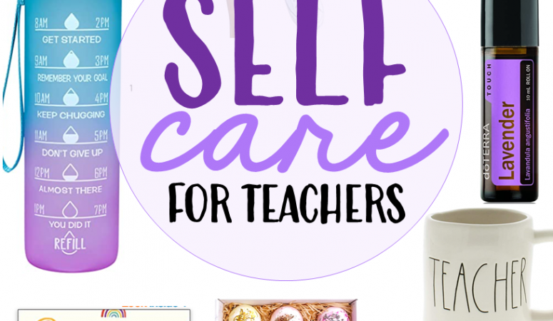 Self Care for Teachers – Must Haves on Amazon