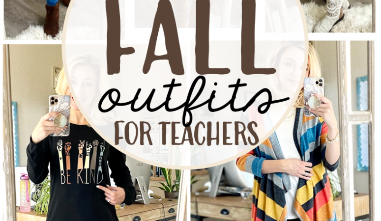 Fall Outfits for Teachers – Amazon Must Haves