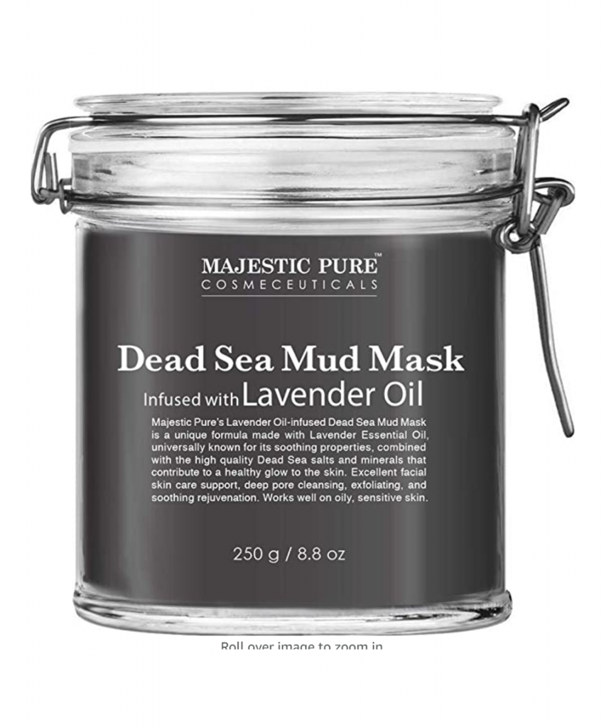 mud mask for teachers
