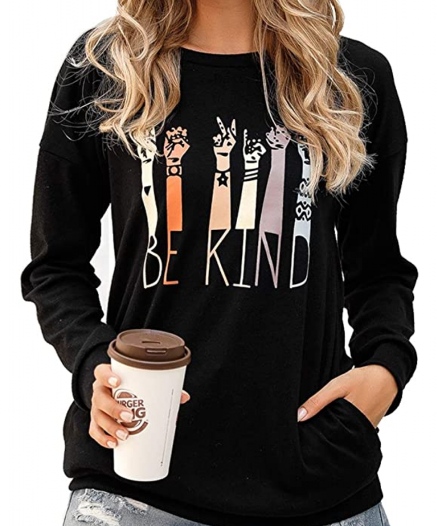 Be Kind Teacher Shirt