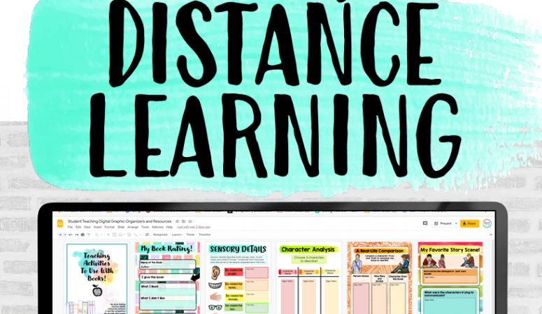 Student Teaching and Google Slides Templates for the Classroom
