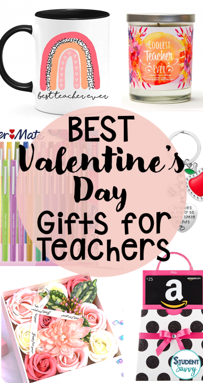 Favorite Gifts for Teachers (Valentine's Day Teacher Gift Ideas)