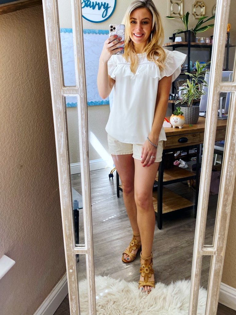Summer Outfits for Teachers