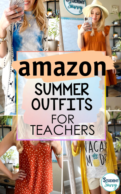 amazon summer outfits for teachers