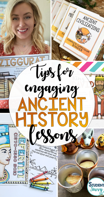 Ancient History Lessons